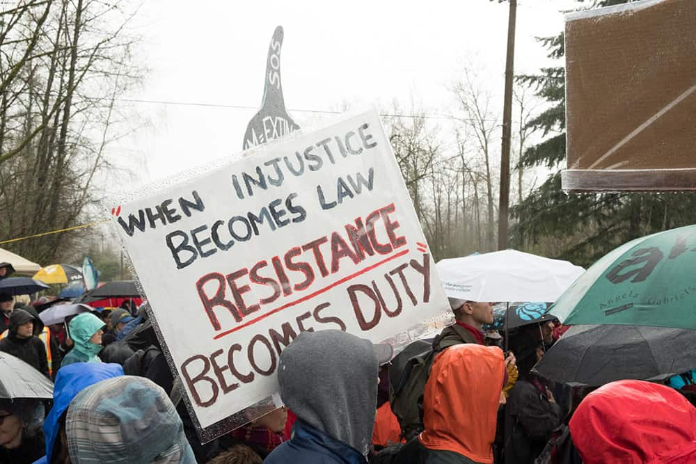 Kinder Morgan and the Power of Civil Resistance